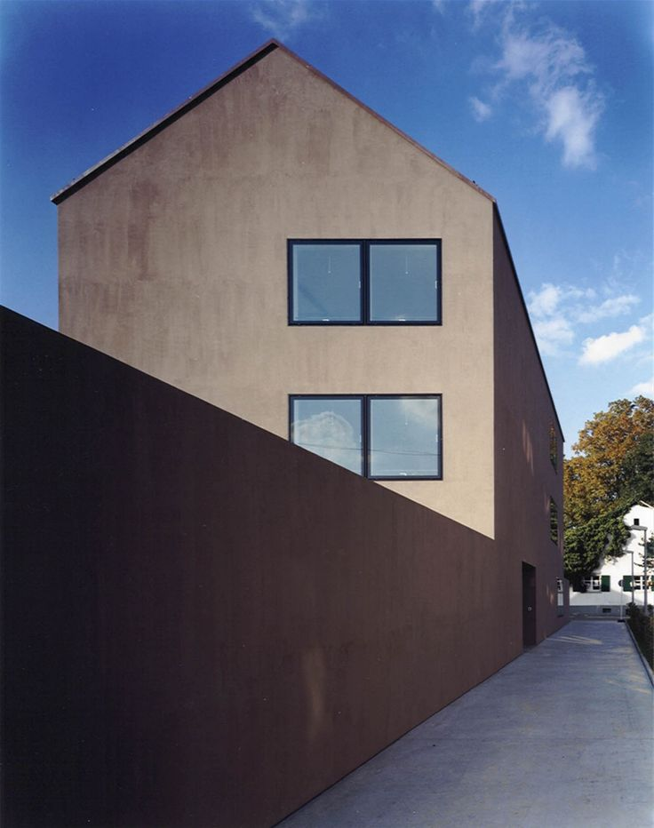 273 best ARC_Housing images on Pinterest Architecture, Facades and - calcul surface facade maison