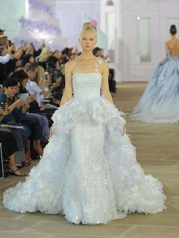 764 besten Bridal Gowns Bilder auf Pinterest | Hochzeitskleider ...