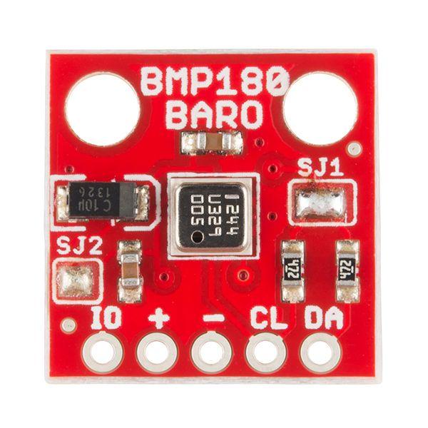 BMP180 Barometric Pressure Sensor Hookup  - learn.sparkfun.com