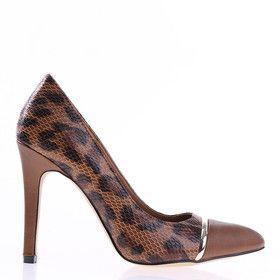 Дамски Обувки стилето ток: 10 см