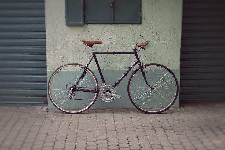 My own built retro road bike :)