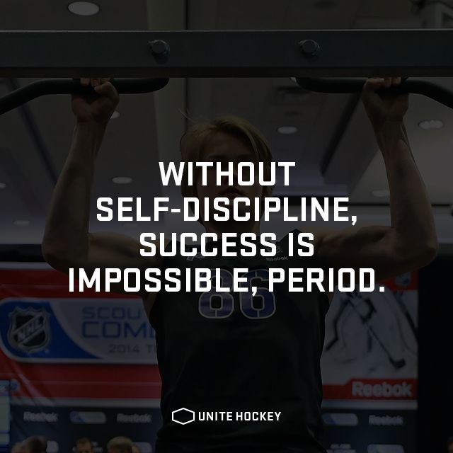 Without self-discipline, success is impossible, period. #quote #motivational…