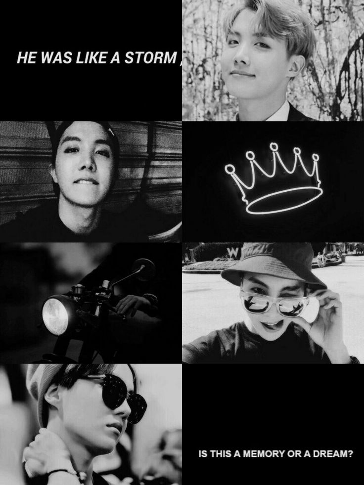 Jung Hoseok from BTS #aesthetic #handsome