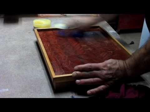 WOOD CUTTING/CHOPPING BOARD BUTCHERS BLOCK CREAM OIL CONDITIONER | eBay