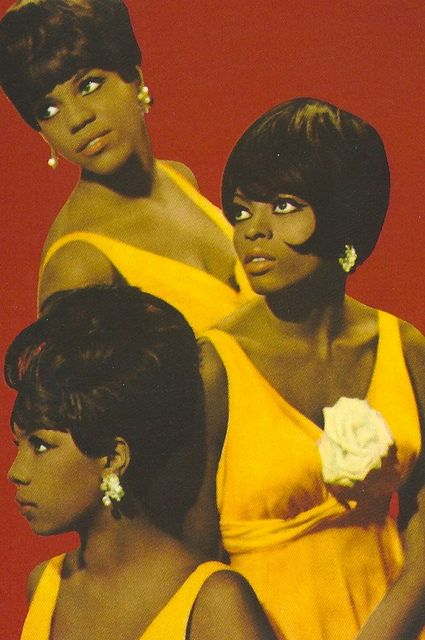 The Supremes, Diana Ross Motown