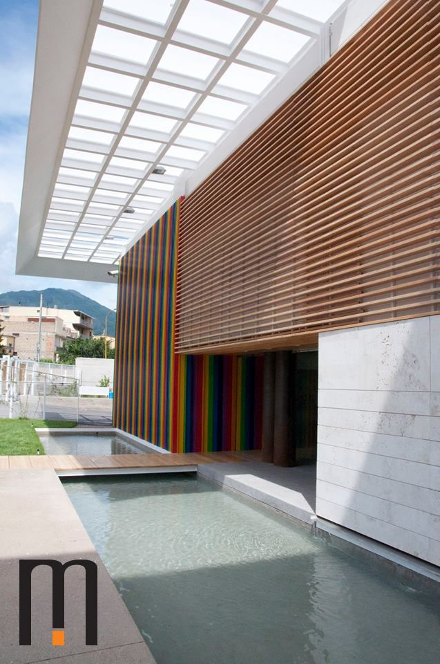 #outdoordesign #outdoorfurniture #mazzocca #woodendesign