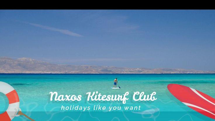 Making Summer Plans? Check Naxos Kitesurf Club 😎🌊🌍🤘 #SUP #kitesurfing #travel