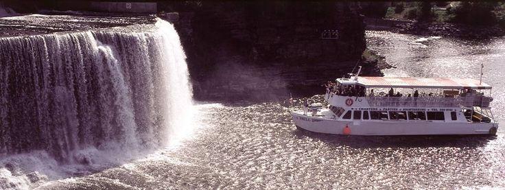 Aller faire une petite croisière sur la rivière des Ouaouais