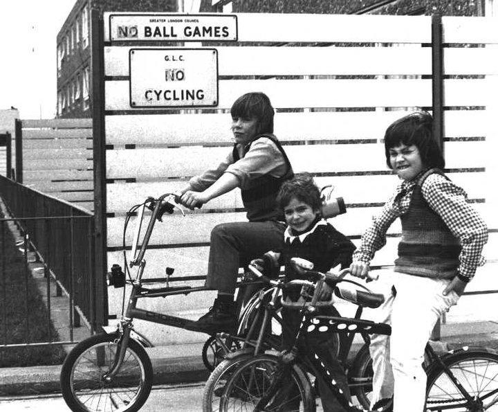 No Cycling.