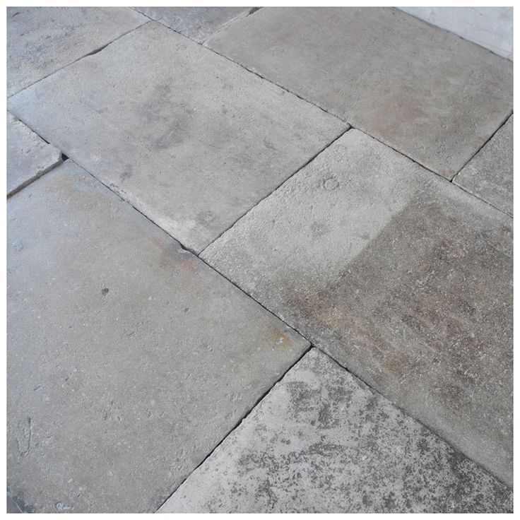 french limestone tiles in california - Concrete Tile Garden Decor