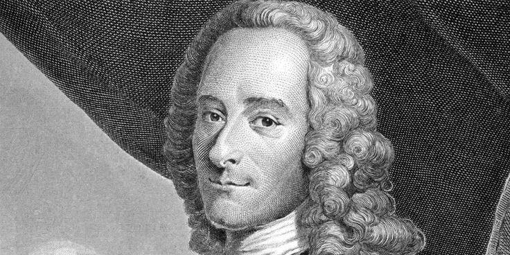 """Düşünbil ///  Voltaire'in aşk mektupları: """"Onlar yalnızca hayatımı alabilirler elimden, sana olan aşkımı ise asla"""""""