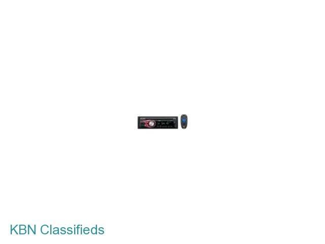 JVC NZ KD-R336 50x4 MOSFET Headunit, Dual Aux in (BULK) Christchurch - KBN Classifieds