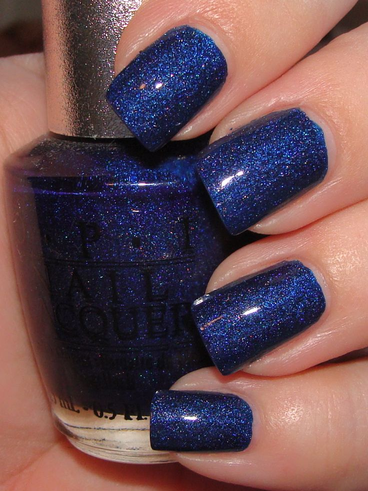 OPI DS Fantasy. Doctor Who style!