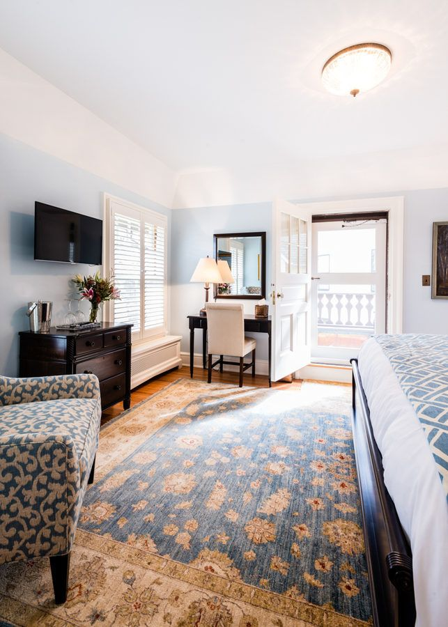 Check Out Jennifer Pritzker's Latest Bed & Breakfast Project - Curbed Inside - Curbed Chicago