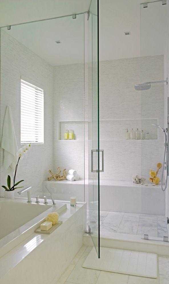 Best 25 huge shower ideas on pinterest dream shower for Serene bathroom ideas