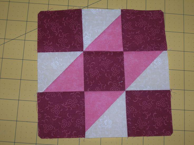 60 best Farmer's Wife Quilt Blocks images on Pinterest | Quilt ... : contrary wife quilt block - Adamdwight.com