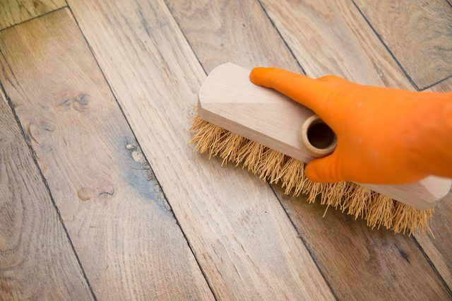 56 best images about cleaning on pinterest bathroom for Wood floor wax remover