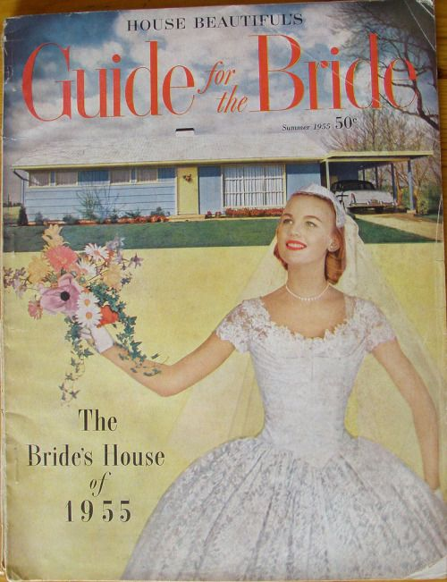 House Beautiful's Guide for the Bride  Summer, 1955