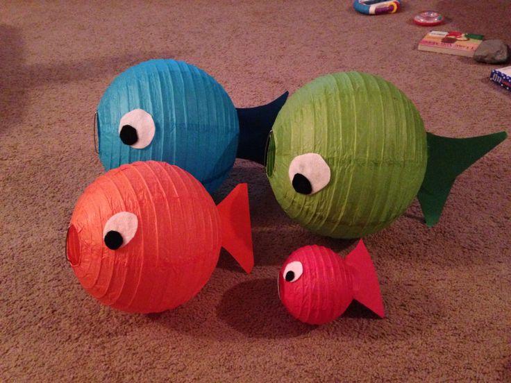 My Version Of Lantern Fish