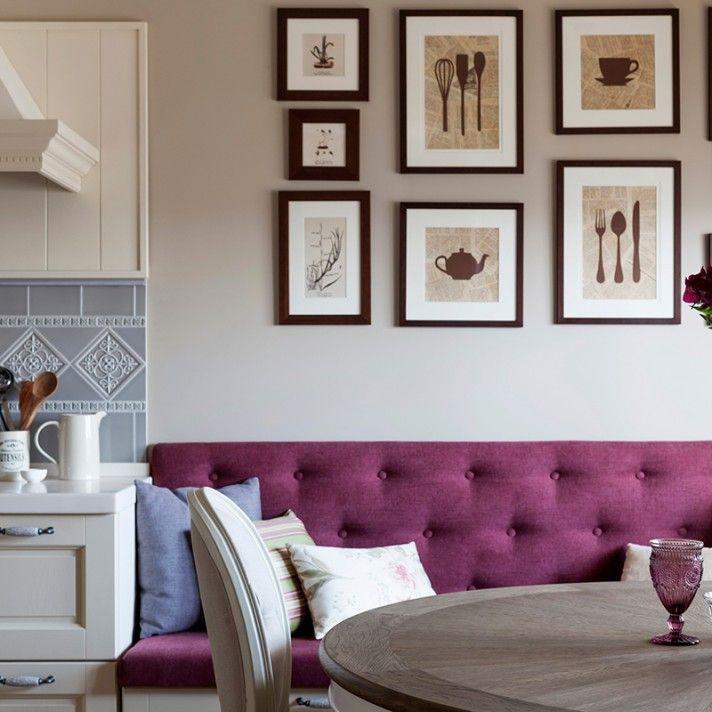 Романтическая квартира для девушки от KI Design