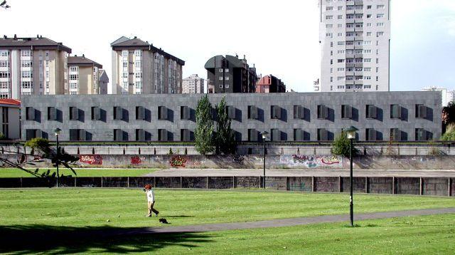 Centro de Saúde de Elviña | Noguerol+Díez | A Coruña (1995)