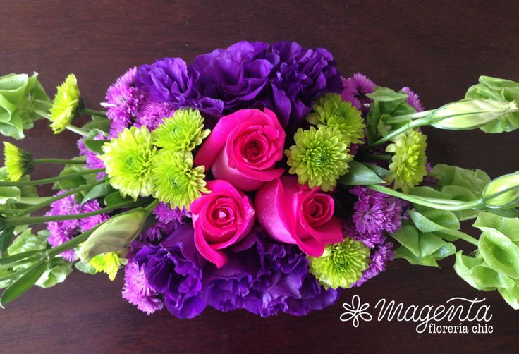 Centros de mesa magenta #floreriamagenta #nice #flowers #loveyou #love #hermosas #puebla #florerias #magenta #chic