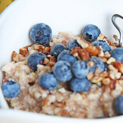 Delicious and easy recipe for slow cooker oats that you can cook overnight using steel cut oats
