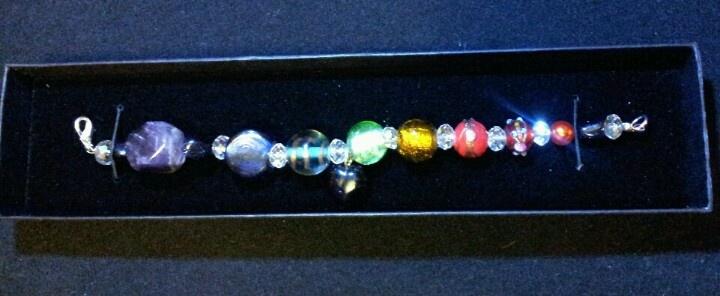 We love bright shiny things. Yayyy! etsy .  http://BeadedDelightsByStef.etsy.com