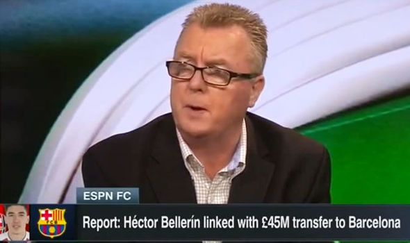 Hector Bellerin to Barcelona: Arsenal must not sell star this summer - Steve Nicol   via Arsenal FC - Latest news gossip and videos http://ift.tt/2rFxBV5  Arsenal FC - Latest news gossip and videos IFTTT