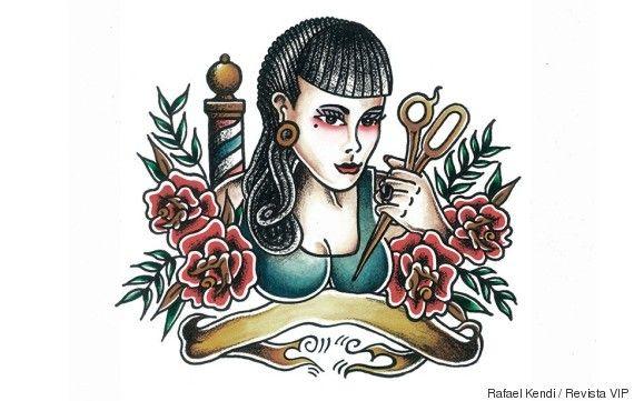 Barbearias de luxo de São Paulo começam a apostar em mulheres como barbeiras
