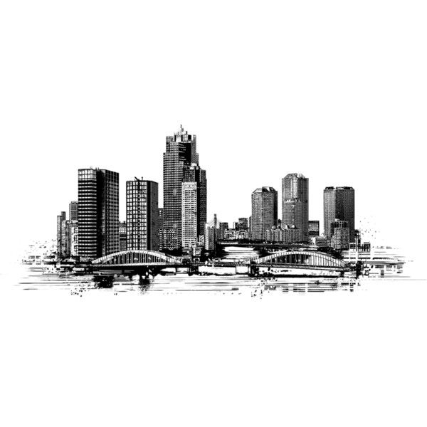 0013_SkyLines.png ❤ liked on Polyvore featuring cities, backgrounds, fillers, embellishments and cityscape