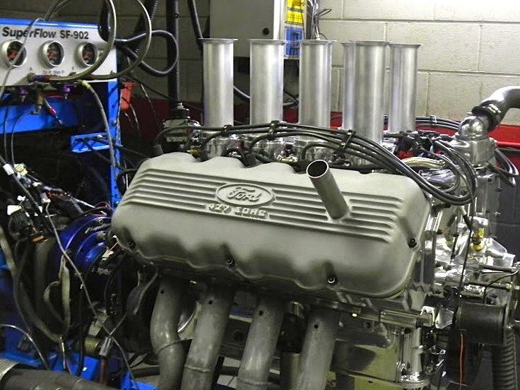 427 Sohc Parts