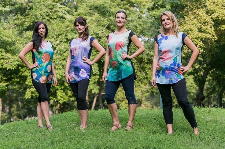 Kézzel festett selyem blúzok a Silkywaytől: http://silkyway.hu/selyem-alkalmi-ruha-silkyway-selyemfestes.html  Hand painted silk blouse from Silkyway