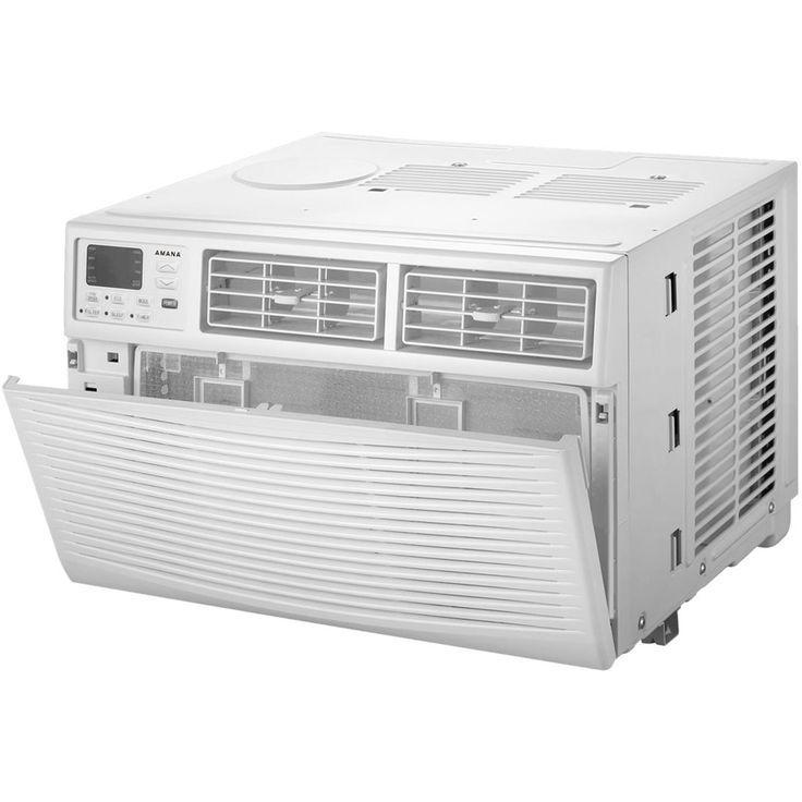 Amana 350 Qm Ft Fensterklimaanlage Weiss Window Air Conditioner High Efficiency Air Conditioner Air Conditioner Units