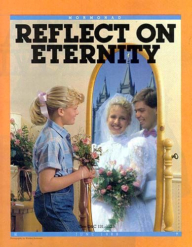 mormonads dating Mormonads are available in poster-size and index-card sizes aesthetic diversity and commonality mormon art does not claim a particular style or aesthetic considered a young religion, mormonism is not quite 200 years old and has primarily expanded in the 20th century, when artistic and cultural freedom concurrently increased today, there.