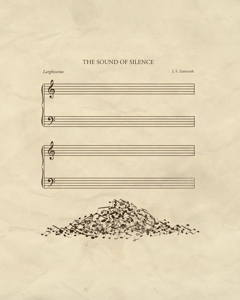CJWHO ™ (The Sound of Silence by John Tibbott Gallery...)