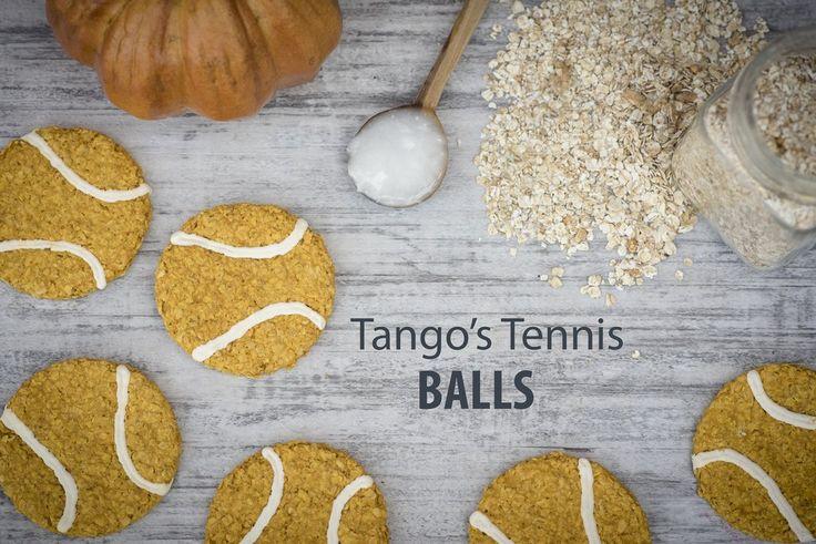 Tango's Tennis Balls