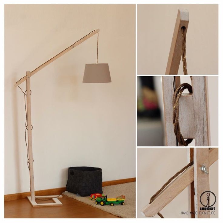 Lampa. Designed by @alisesukure #canigoboard #oak #lamp