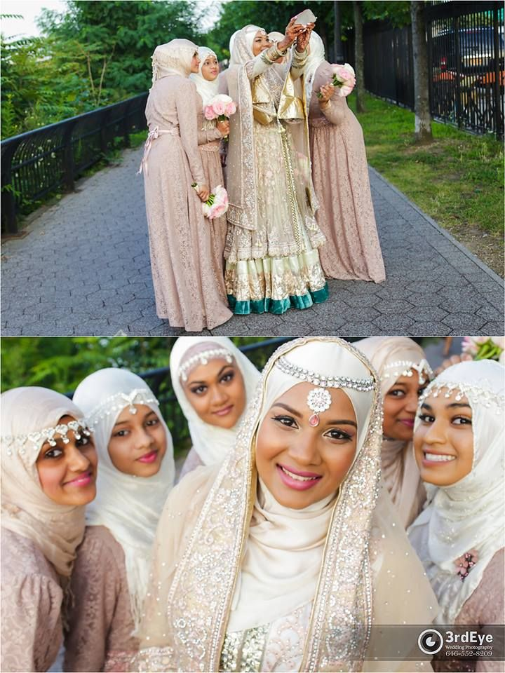 South Asian Wedding Inspiration : Photo