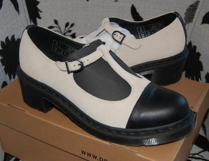 Rocker Sole T Bar Shoes Uk