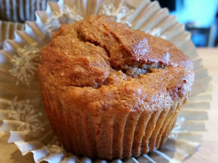 Slimming World Delights: Banana and Peanut Butter Muffins