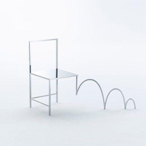 STUNNING DESIGN CHAIR | Manga Chairs, Nendo 2016 | www.bocadolobo.com/ #diningroomideas #chairideas