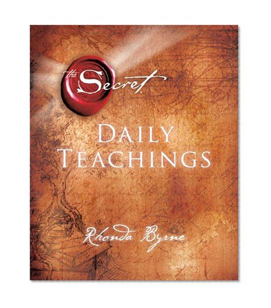 The Secret Daily Teachings/Rhonda Byrne