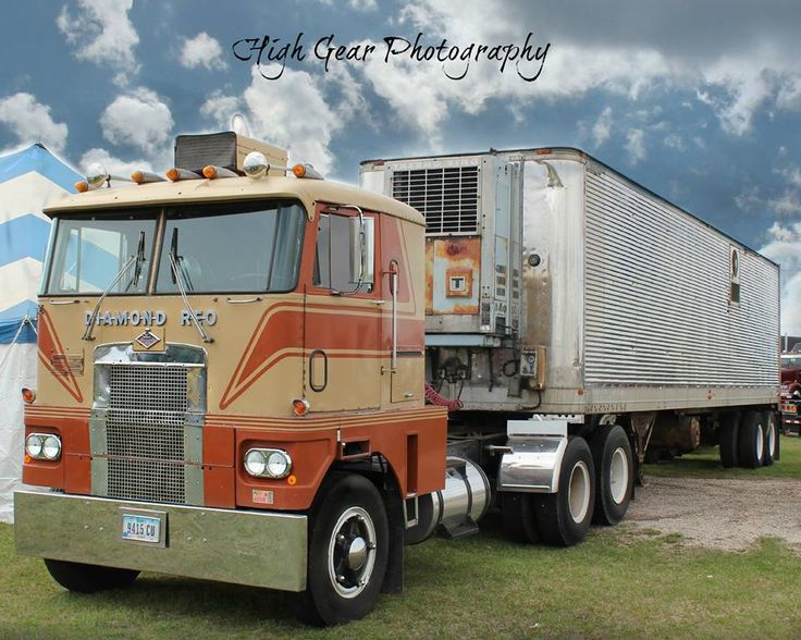 198 best diamond t and diamond reo trucks images on pinterest this sweet 1972 diamond reo sciox Image collections
