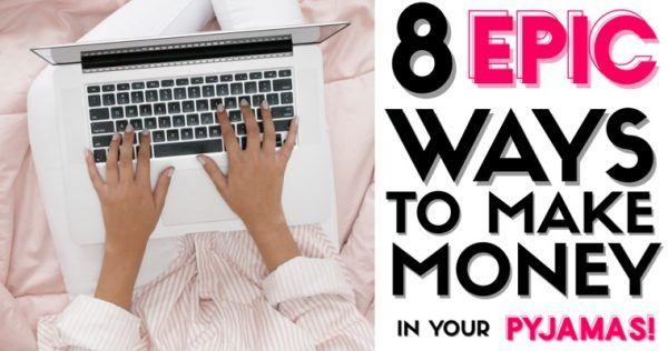 8 Easy Ways To Make Extra Money Online – Finance