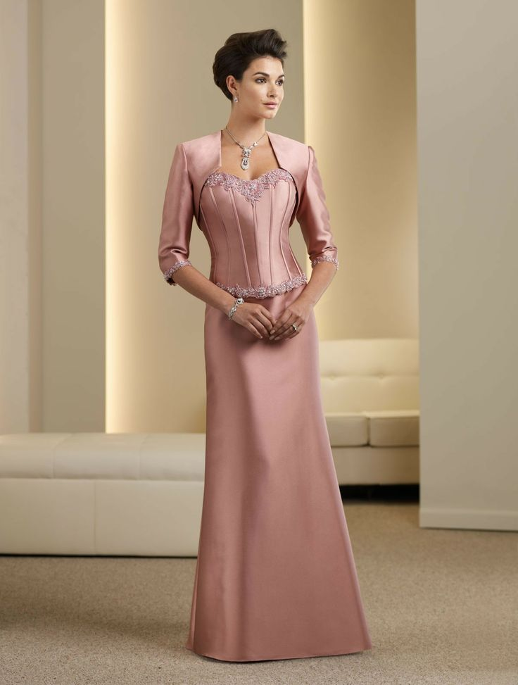 45 Best Mother Of The Bride Dresses Images On Pinterest