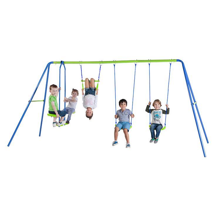 Action 4 Unit Swing Set | Toys R Us Australia