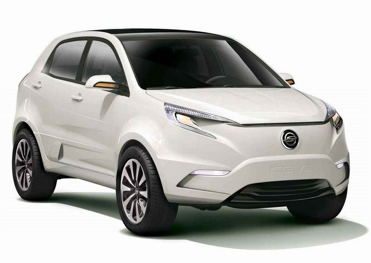 #SouthwestEngines 2011 SsangYong KEV2 Concept
