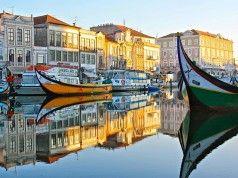 Os 10 melhores locais para visitar em Aveiro