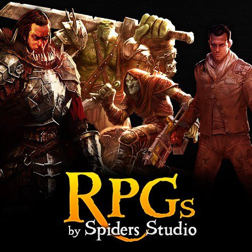 SPIDERS RPG PACK  [Online Game Code]  http://www.bestcheapsoftware.com/spiders-rpg-pack-online-game-code/